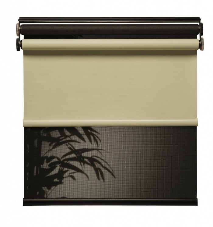 Slow Rise Roller Shades